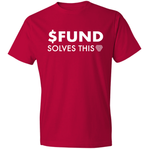 $FUND Solves This Tee