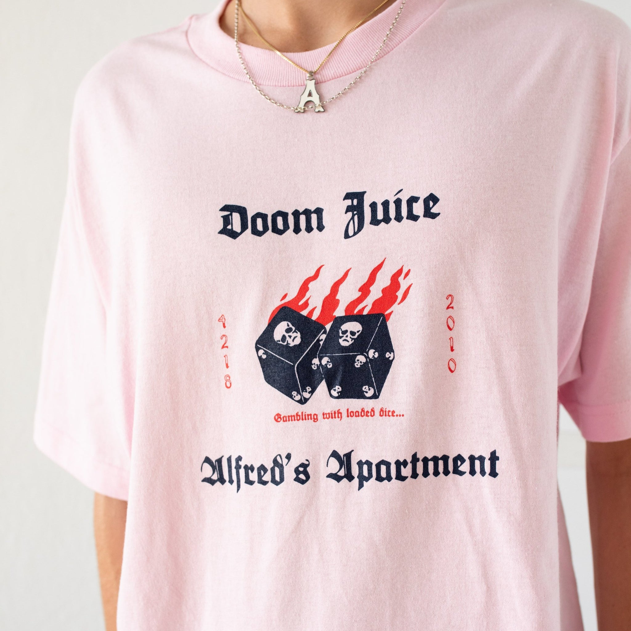 Doom Juice X Alfred's Apartment