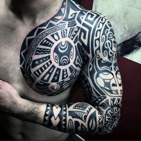 tatouage-tribal