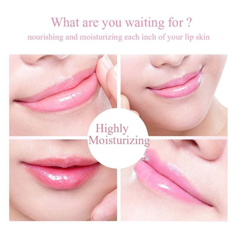 5 Pack - Crystal Collagen Lip Mask