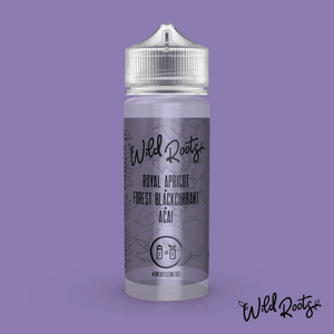 Royal Apricot by Wild Roots -100ml Shortfill