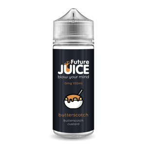 Butterscotch Custard 100ML Shortfill by  Future Juice