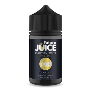 Poacher 40ml Shortfill - Future Juice Pod Edition