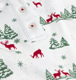 Magical Reindeer Long Sleeve Pajama Set