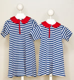 Playful Polo Dress (2T, 4T)