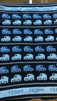 Personalized Car Blanket