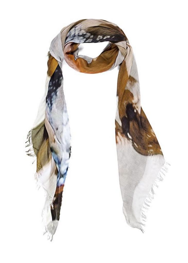 Carriage House Neutral 3 Donne Christina Scarf Suzi Roher