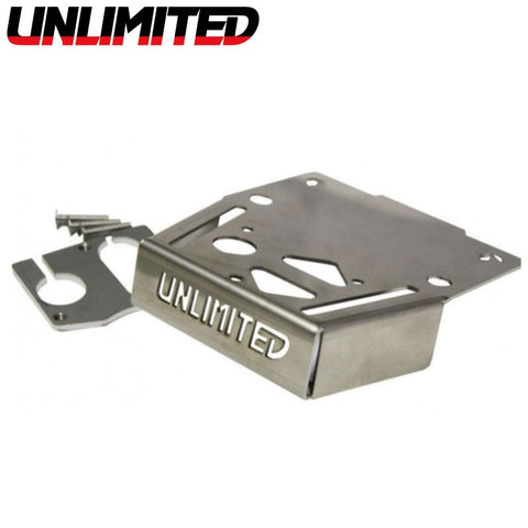 Cruise Switch Relocation Kit - for UNLIMITED mount -