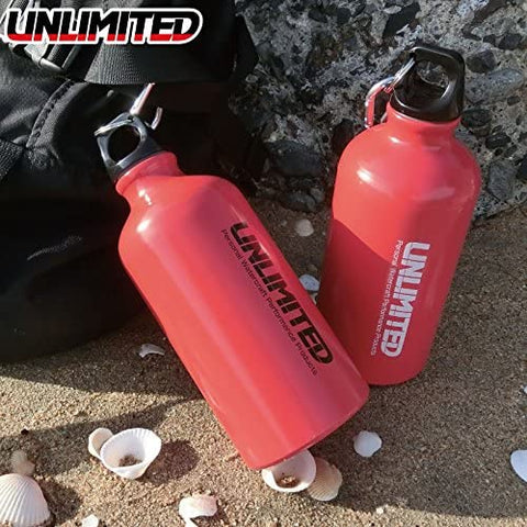 UNLIMITED × OUTDOOR Aluminum Bottle
