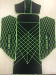Traction Mat NEW SX-R DIAMOND BLACK【NEW SX-R(4ST)-】