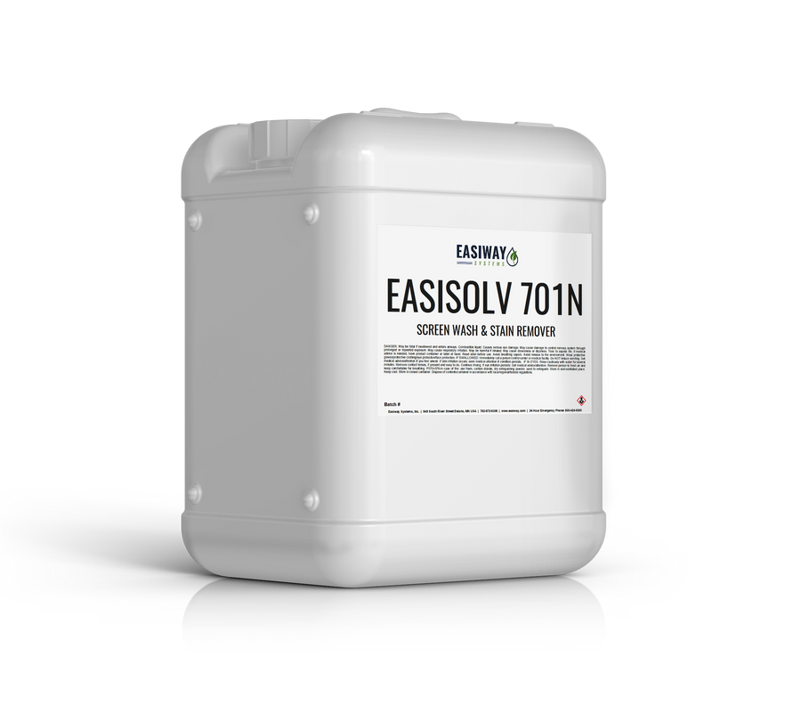 EasiSolv™ 701N Screen Wash & Stain Remover