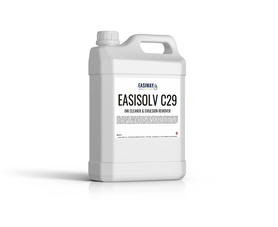 EasiSolv™ C29 Ink Cleaner & Emulsion Remover