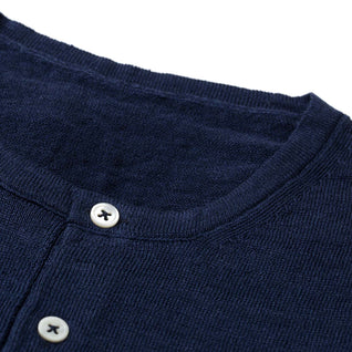 "Denimblaues Hemd ""Kings Twill""  aus Carlo Riva-Baumwolle - Collo Napoli"