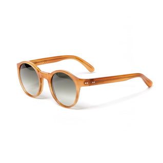 "Sunglasses in miele ""Voyage Voyage"""