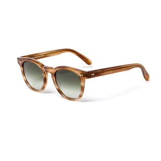 "Sunglasses in olive amber ""Noblesse Oblige"""