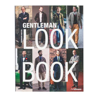 "BUCH - ""Gentleman Look Book"" by Bernhard Roetzel"