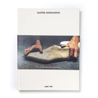 Book - Master Shoemakers by Gary Tok