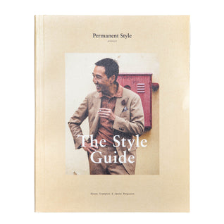 "Book - ""The Style Guide"" by Simon Crompton"