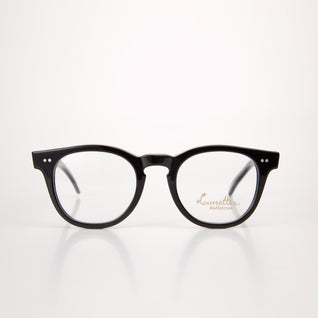 "Brille ""Noblesse Oblige"" in black"