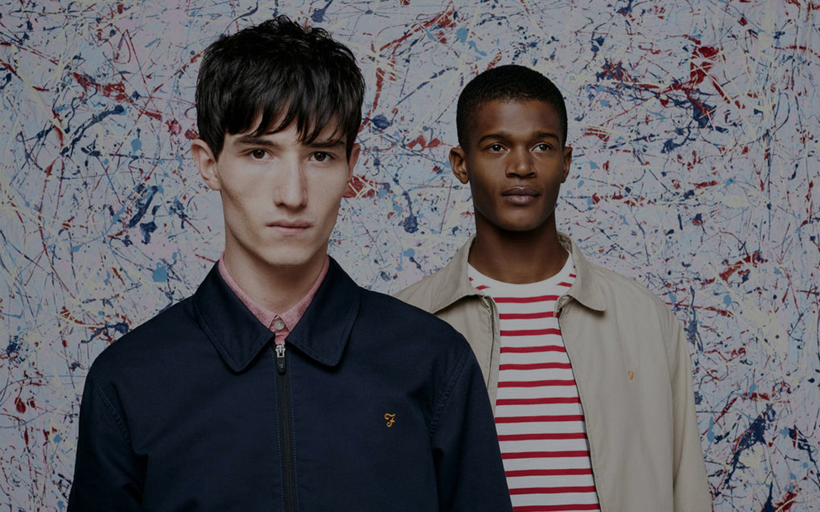New Arrivals Patrick Bourke Menswear