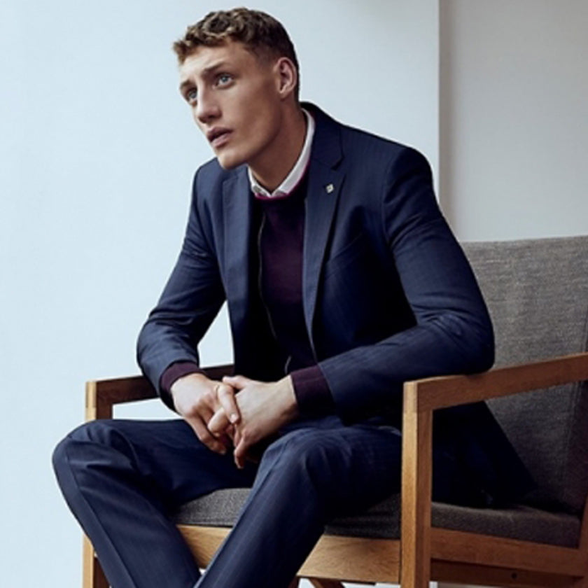Suits at Patrick Bourke Menswear