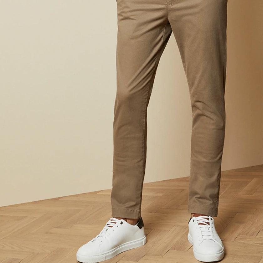 Chinos at Patrick Bourke Menswear