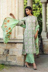 Ila Green Suit Set