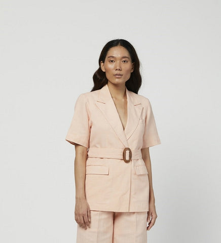 SUNKISS LINEN JACKET