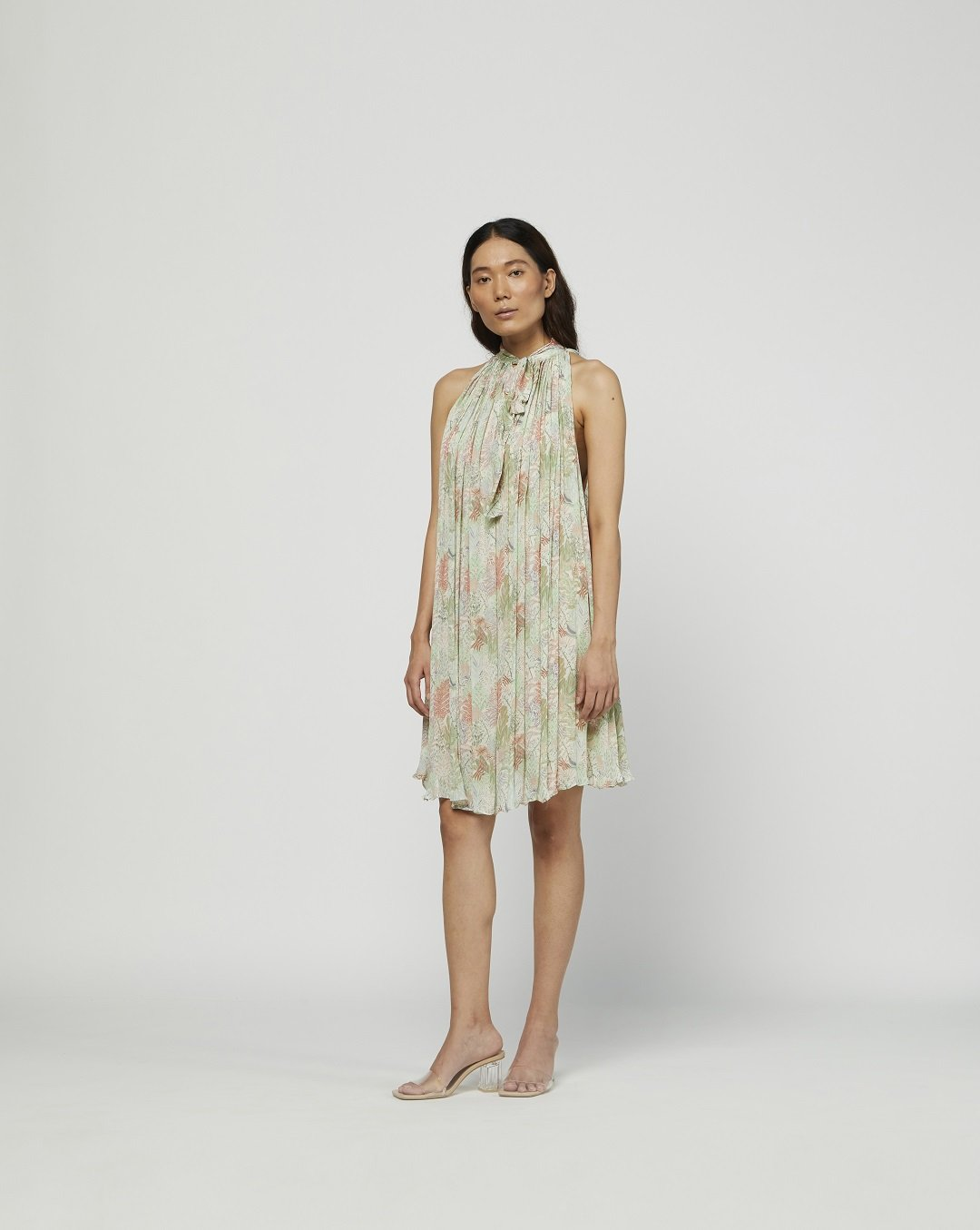 TERRA SLEEVELESS DRESS
