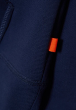 Load image into Gallery viewer, Nike SB Orange Label Collection ISO Crew Navy