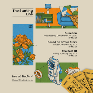 The Starting Line 3-Show Ticket Bundle