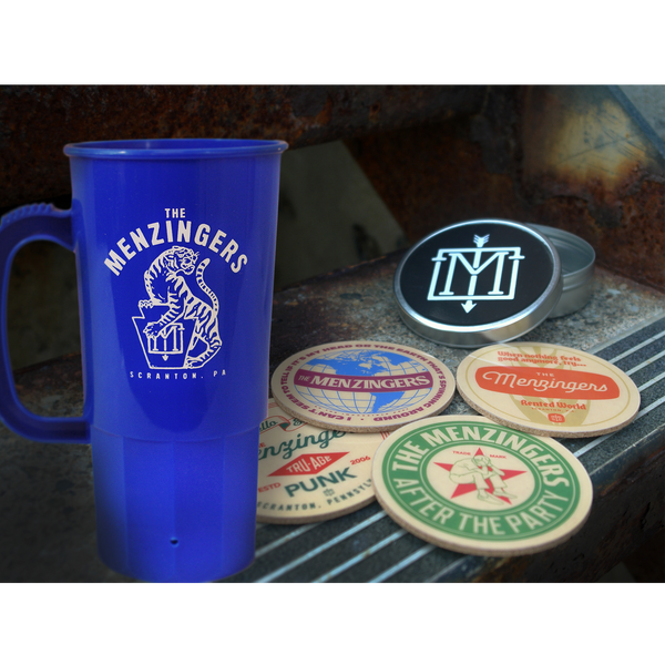 Ticket/Mug/Coasters Bundle