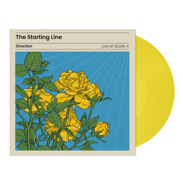 Direction Solid Yellow Vinyl LP