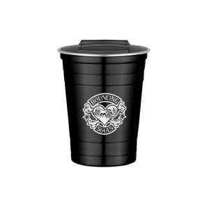 Rocker Heart Black Cup