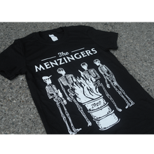 Load image into Gallery viewer, Trash Can Band Black T-Shirt