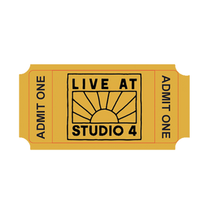 Live At Studio 4 - 12.12.20 Ticket - The Bouncing Souls