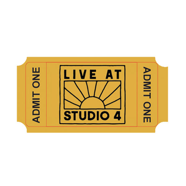 Live At Studio 4 - 11.13.20 Ticket