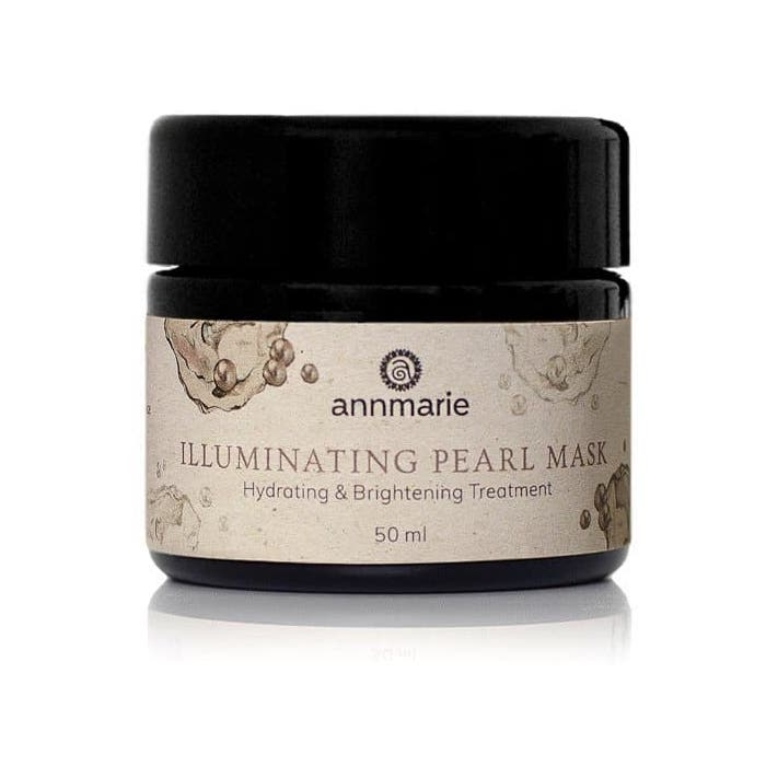 Illuminating Pearl Mask - Hydrating & Brightening Treatment