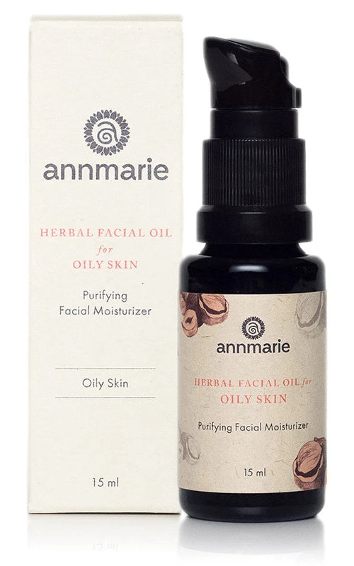 Annmarie Skin Care Herbal Facial Oil for Oily Skin