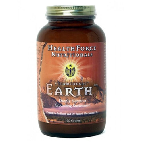 Earth a Sacred Healing SuperFood
