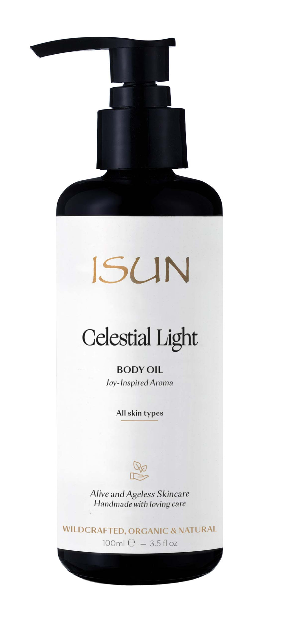 Celestial Light Body Oil
