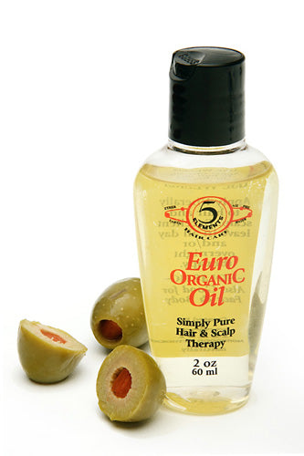 Euro Organic Oil Conditioner & Moisturizer Trial/Travel Size