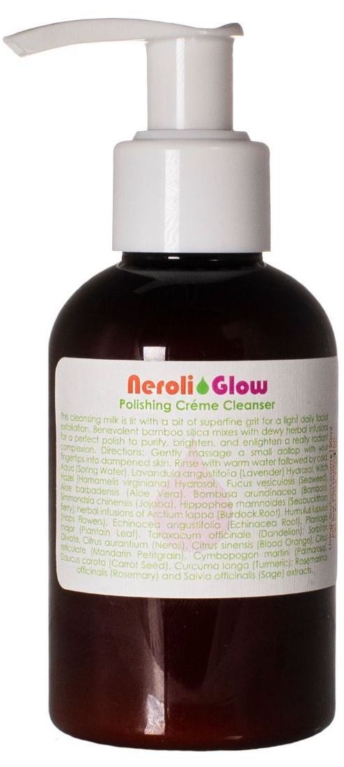 Neroli Glow Polishing Crème Cleanser