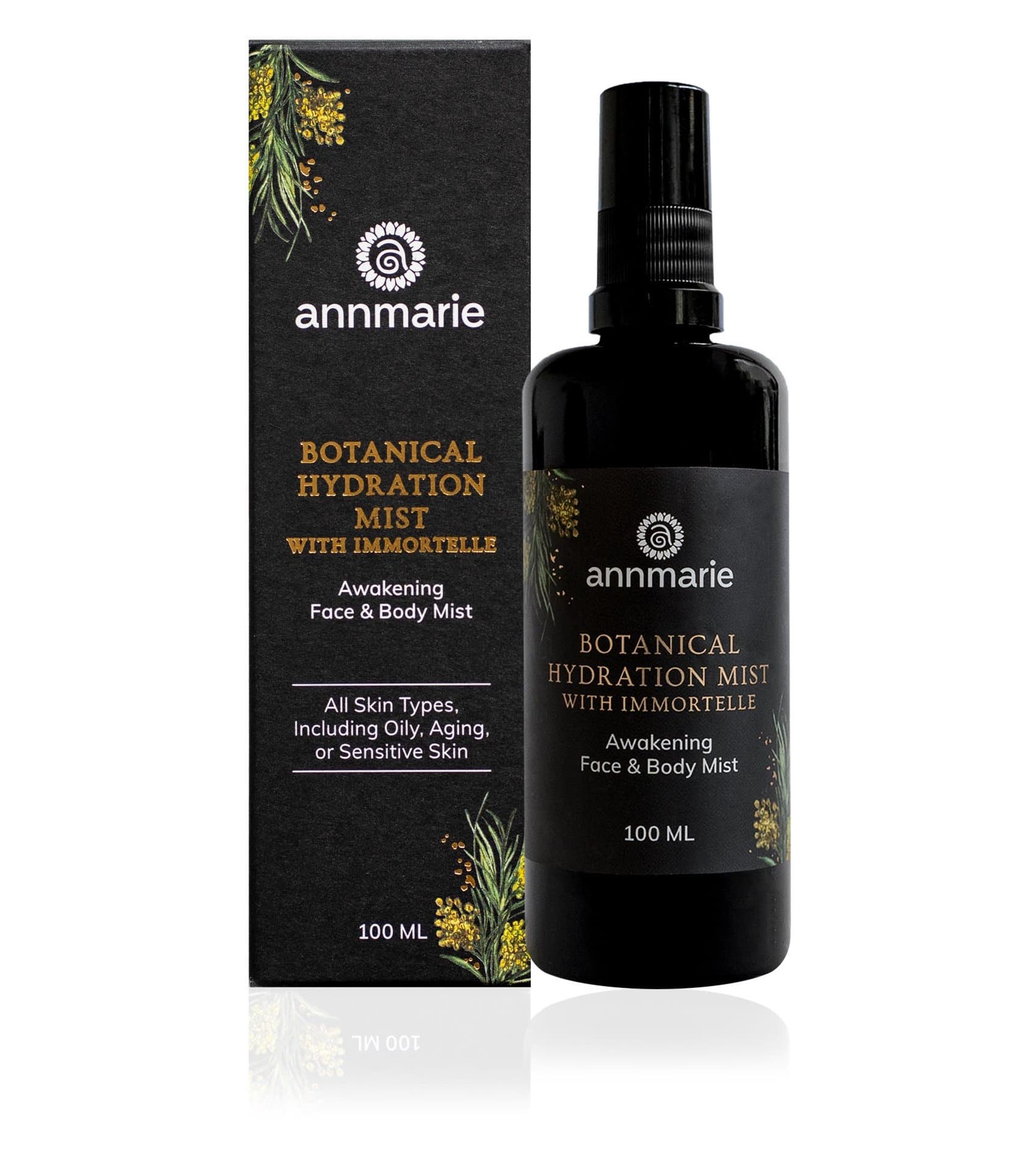 Botanical Hydration Mist With Immortelle