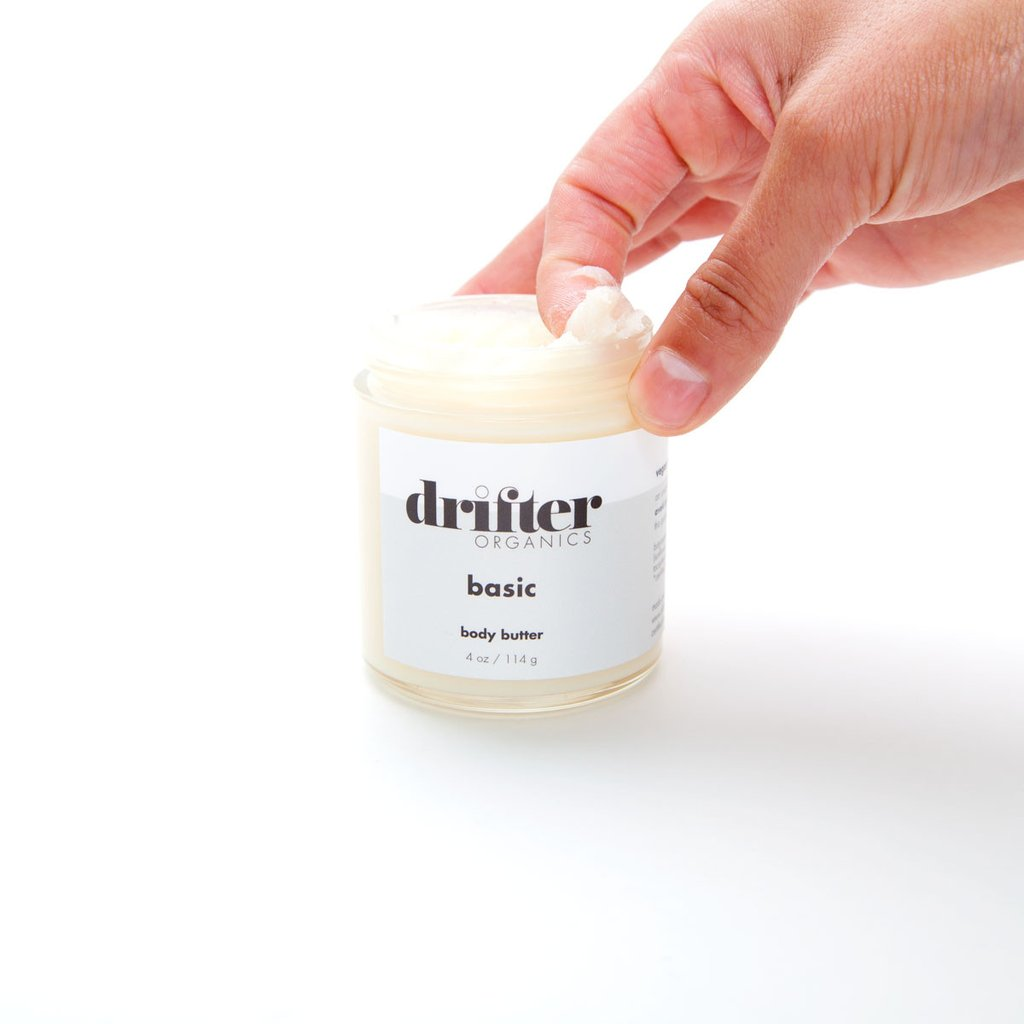 Basic Body Butter (4 oz)