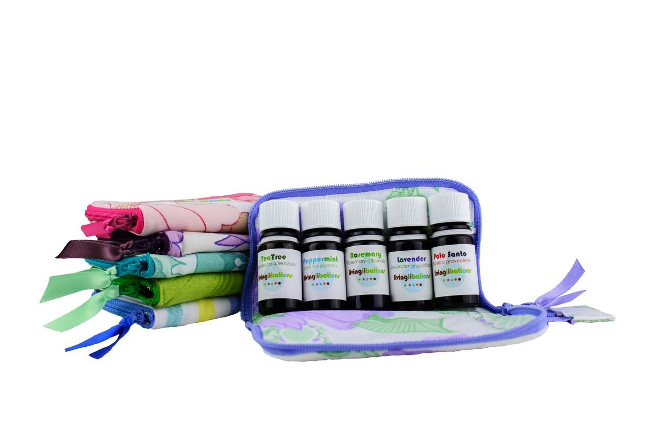Real to the Feel – Practical Essential Oils Kit