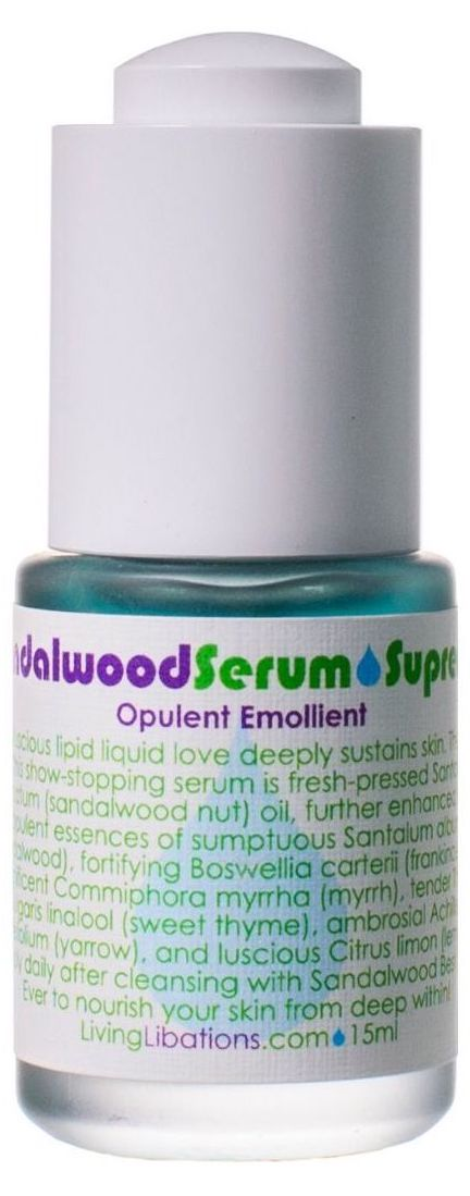 Sandalwood Serum Supreme