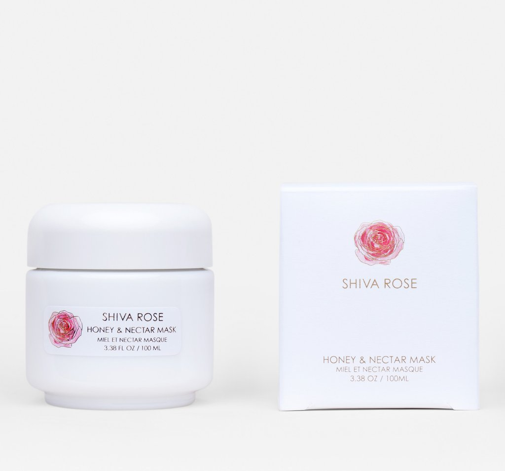 Shiva Rose Honey & Nectar Mask
