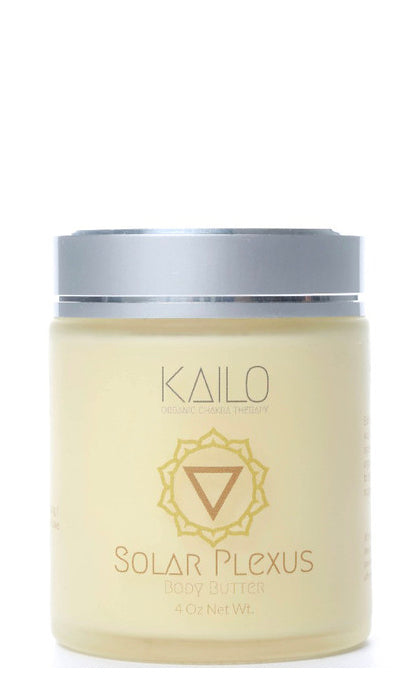 Solar Plexus Body Butter