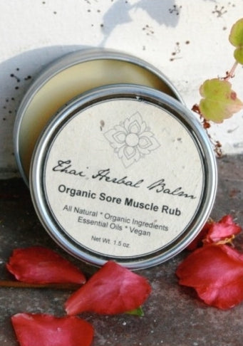 Thai Herbal Balm Muscle Rub